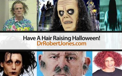 Have a Hair Raising Halloween!