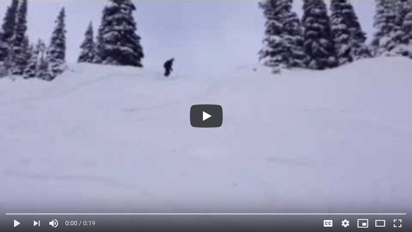 Powder Day!! – Skiing With Dr. Robert Jones