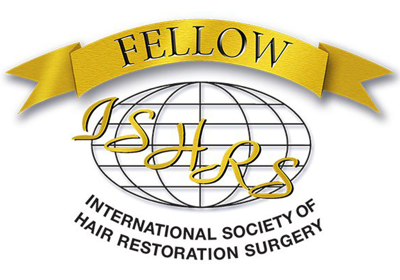 Dr Jones Elected A Fellow of International Society Of Hair Restoration Surgery