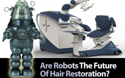 Pros & Cons of ARTAS Robotic Hair Transplants