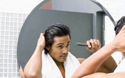 Why is hair so important to men?