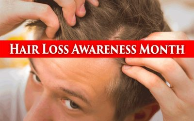 Hair Loss Awareness Month