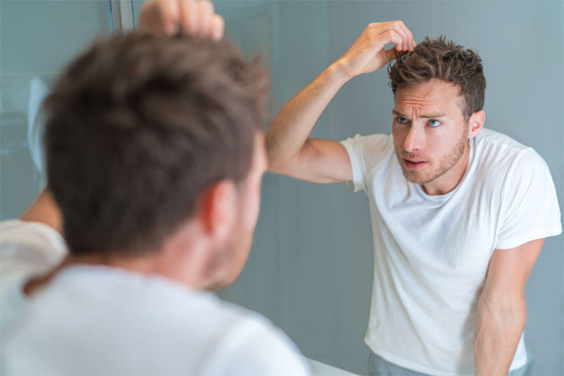 Ten Reasons Not to Get a Hair Transplant
