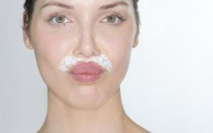 Women-facial-hair