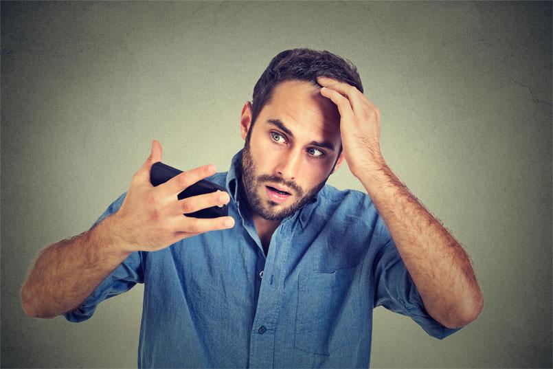 Inflammation and Hair Loss